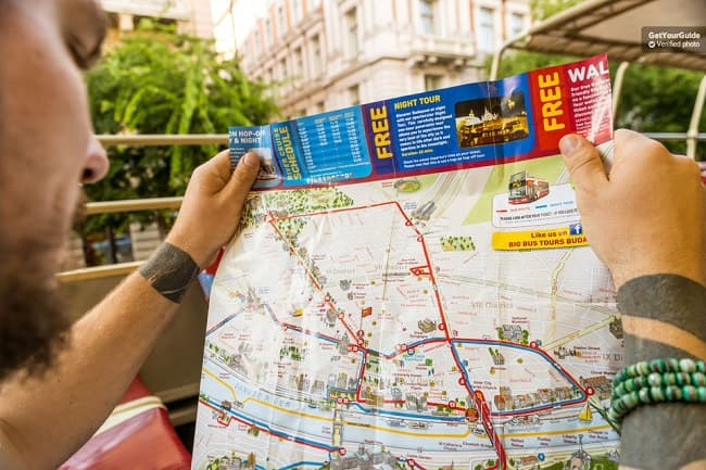 Budapest Hop-on Hop-off Bus Tour Classic, Premium or Deluxe Tickets