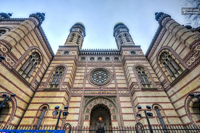 Budapest: The Great Synagogue Ticket Tickets
