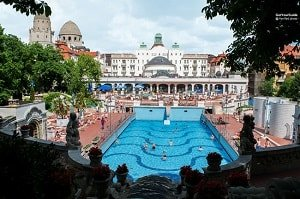 Gellert Spa Skip-the-Line Ticket Tickets