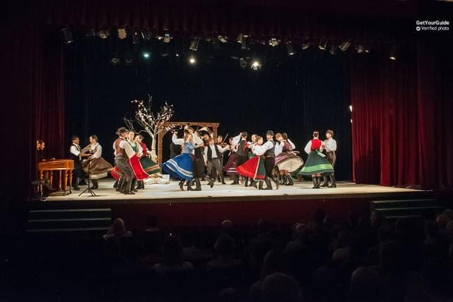 Hungarian Folk Performance Tickets