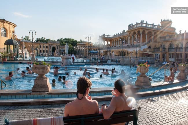 Szechenyi Spa with Massage and Private Cabin Skip Line Pass Tickets