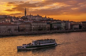 Best Danube Dinner Cruise Budapest