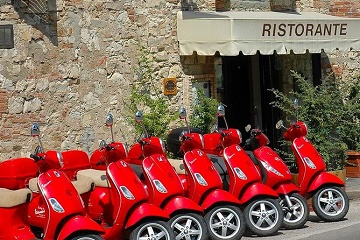 Chianti Wine Tasting Day Trip by Vespa From Pisa
