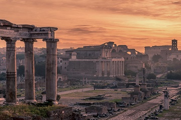 Colosseum, Roman Forum and Palatine Hill with Audioguide