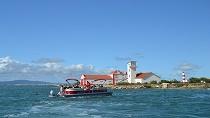 Deserta Island and Farol Island Catamaran Boat Trip Tickets