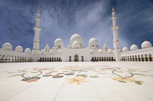 Abu Dhabi Day Sightseeing Tour from Dubai Tickets