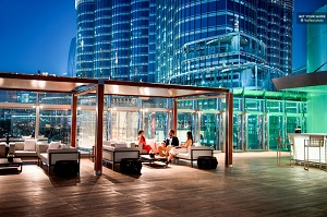 Burj Khalifa 3 course meal at level 124 Tickets