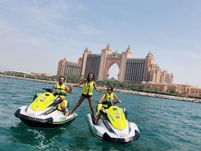 Dubai Jet Ski Adventure Tickets