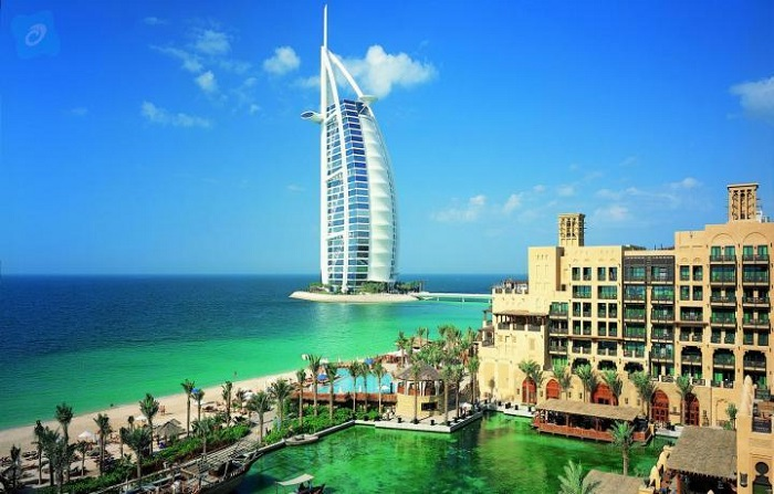 Old and Modern Dubai City Tour with Blue Mosque Visit Tickets