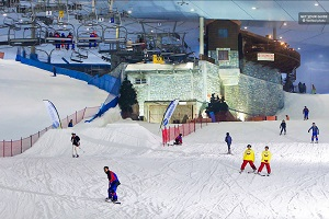 Slope Session for 2 Hours at Ski Dubai Tickets