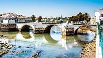 Eastern Algarve Tour: Castro Marim, Tavira & Faro by Minivan Tickets