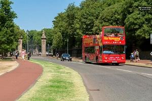 Edinburgh City Sightseeing Bus Tour Tickets