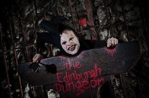 Edinburgh Dungeons Tickets Tickets