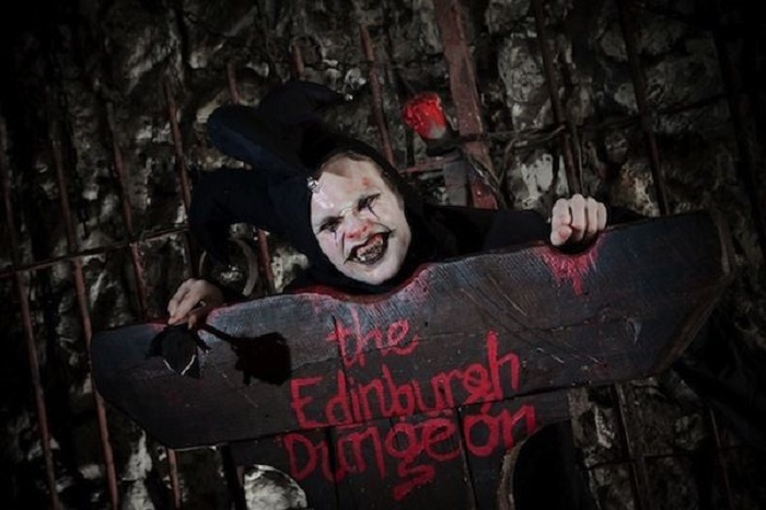 Edinburgh Dungeons Tickets Tickets