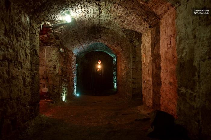Edinburgh Underground Vaults Streets Tour Deals 2019