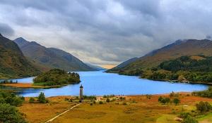 From Edinburgh: Magical Highlands Tour by Steam Train Tickets