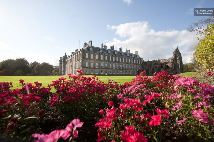 Holyroodhouse Palace Tickets, Edinburgh Tickets
