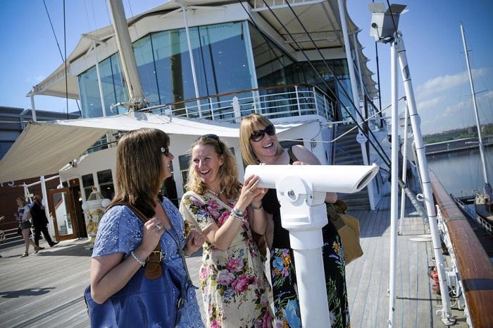 Royal Yacht Britannia Tickets: Skip The Line + Audio Guide Tickets