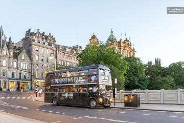 Edinburgh Ghost Bus Tours