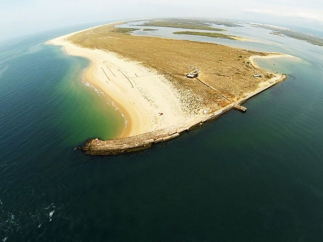Ria Formosa Catamaran Trip to Ilha Deserta From Faro Tickets