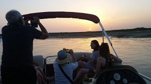 Ria Formosa Islands Sunset Catamaran Cruise From Faro Tickets