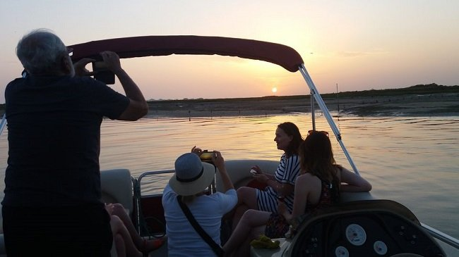 Ria Formosa Islands Sunset Catamaran Cruise From Faro Tickets