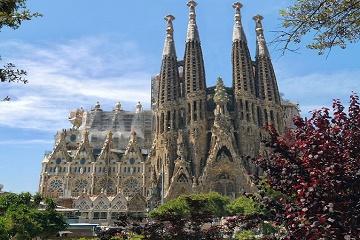 Skip the line Barcelona Sagrada Familia Tour Ticket