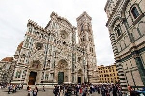 Best of Florence Walking Tour Including Visits to Accademia and Duomo Tickets