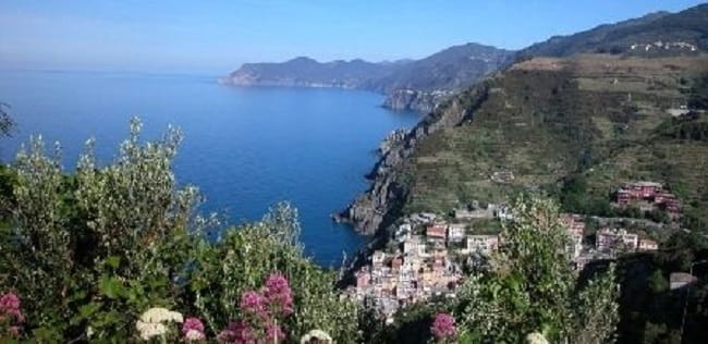 Cinque Terre Day Trip Train and Boat Tour from Florence Tickets