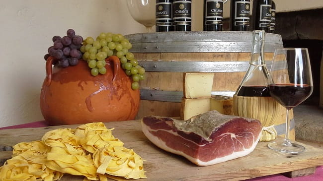 Cooking Class and Lunch at a Tuscan Farmhouse Tickets