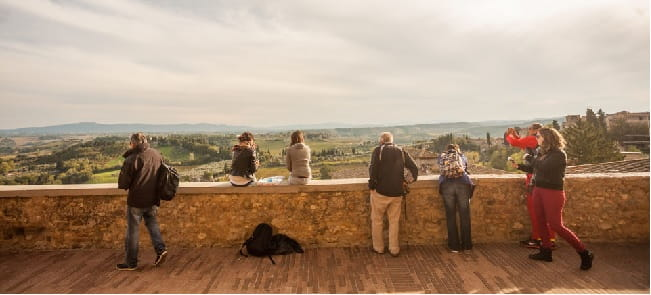 Day Trip to Siena, San Gimignano and Greve in Chianti Tickets
