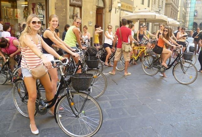 Florence Bike Tour Tickets