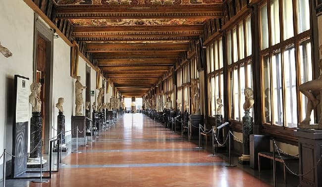 Florence: Timed/Skip the Line Entrance Ticket to the Uffizi Gallery Tickets