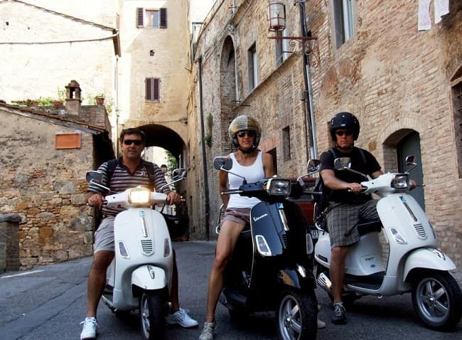 Florence Vespa Tour Tickets