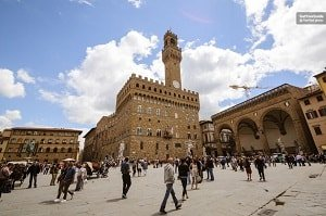 Palazzo Vecchio Tower Ticket Tickets