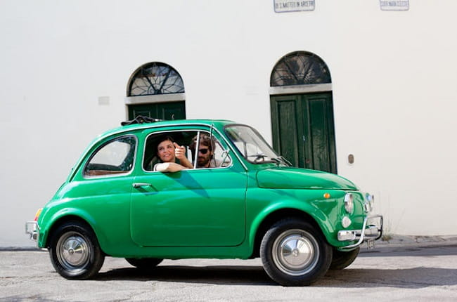 Self-Drive Vintage Fiat 500 Tour from Florence Tickets