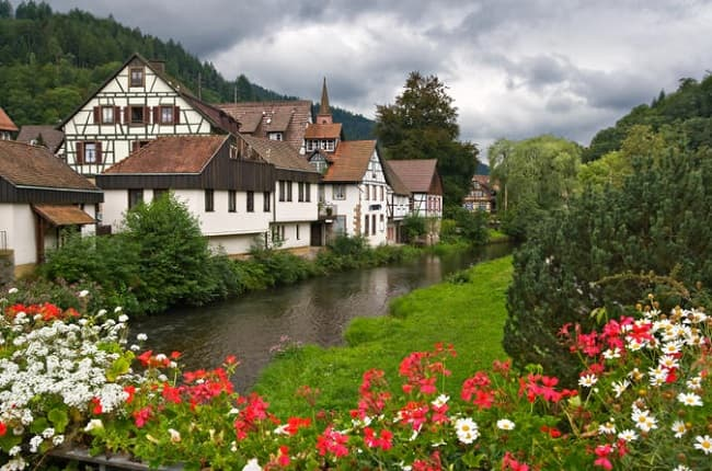 Black Forest and Strasbourg Day Trip from Frankfurt Tickets