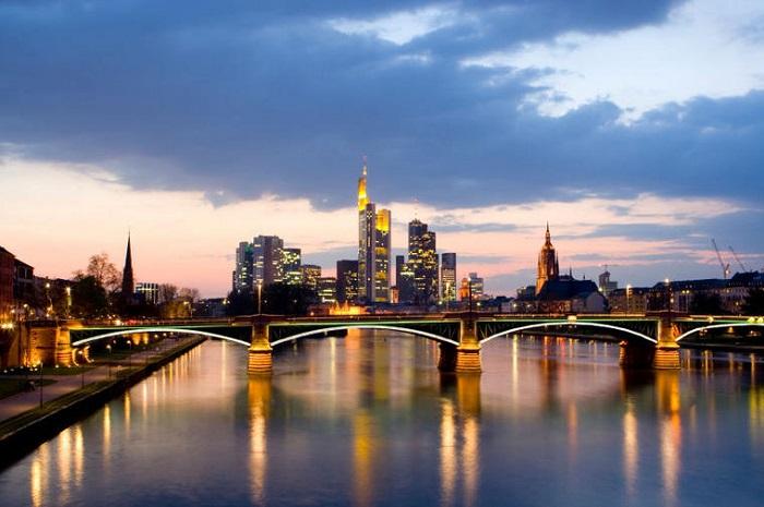 Frankfurt City Sightseeing Tour Tickets