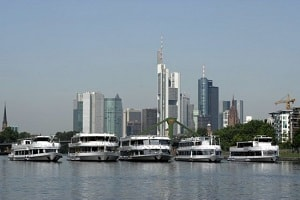 Frankfurt Sightseeing Cruise Tickets