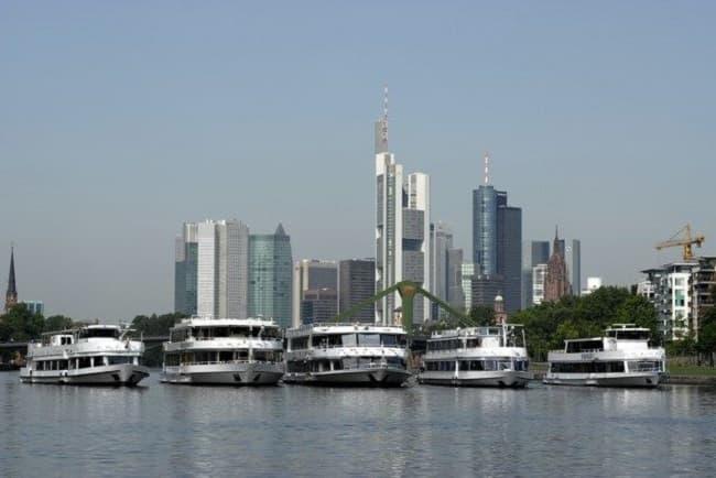 Frankfurt Sightseeing Cruise Tickets