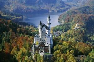 Frankfurt Super Saver Neuschwanstein Castle and Rothenburg Day Trip Tickets