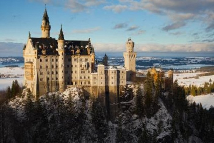 Frankfurt to Neuschwanstein Castle Day Trip Tickets