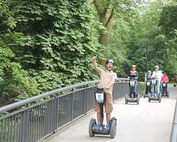 Green Segway Tour Frankfurt Tickets