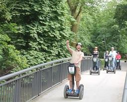 Green Segway Tour Frankfurt Tickets
