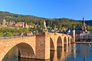 Heidelberg and Rhine Valley Day Trip from Frankfurt Tickets