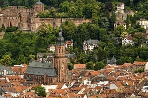 Heidelberg Tour from Frankfurt 6-Hour Tickets