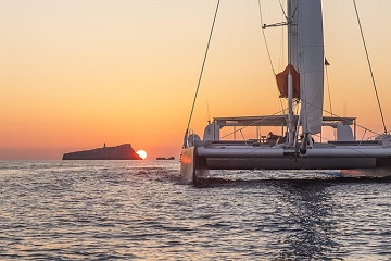 Sunset Catamaran Cruise from Palma de Mallorca Tickets