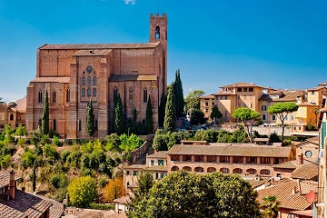 San Gimignano, Siena & Chianti Tour from Pisa Full-Day trip