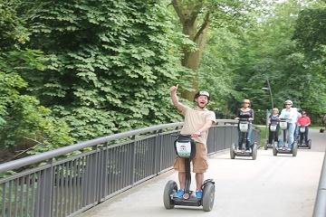 Green Segway Tour Frankfurt