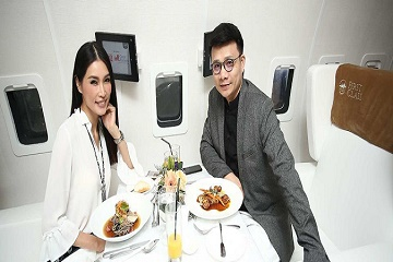 Kuala Lumpur: Plane In the City Dining Experience Tickets